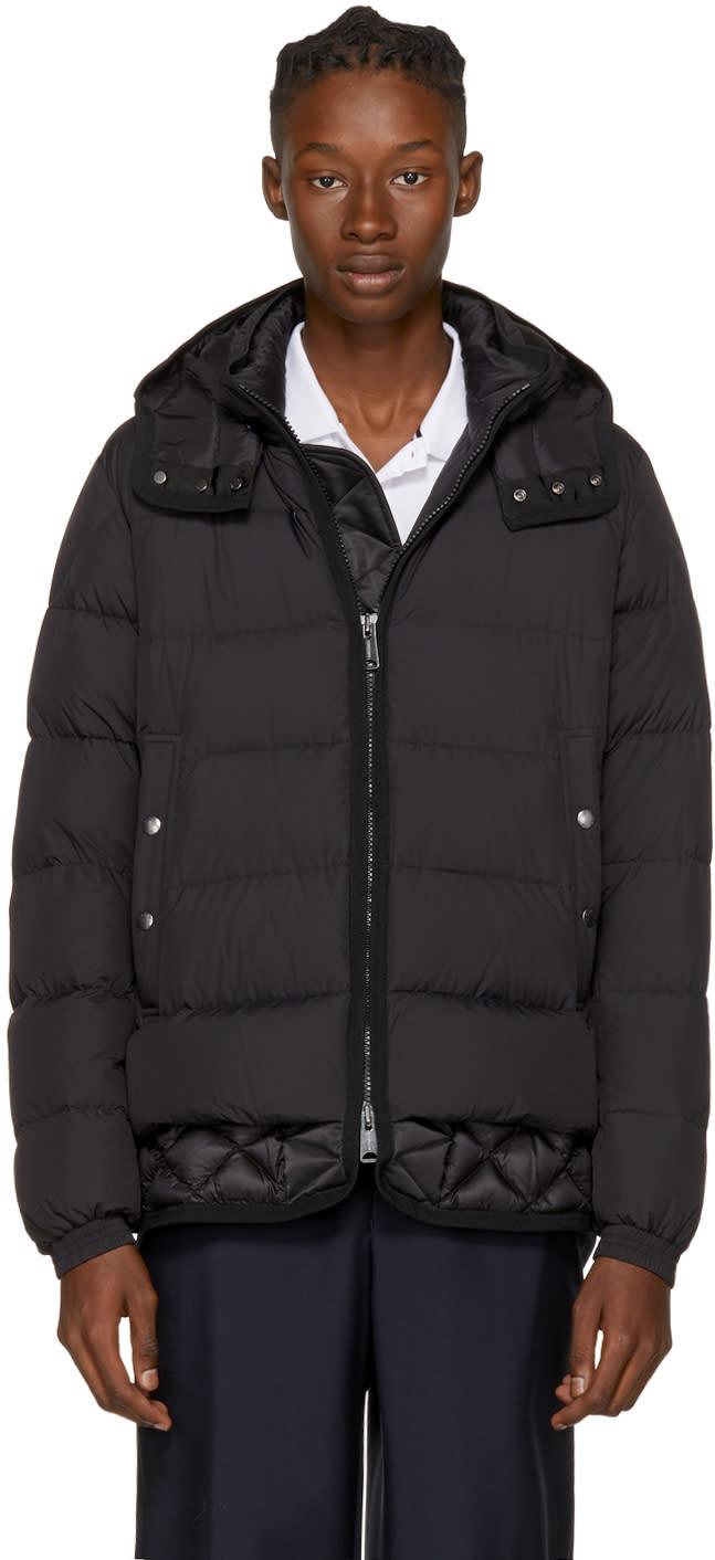 Moncler Black Down Tanguy Jacket