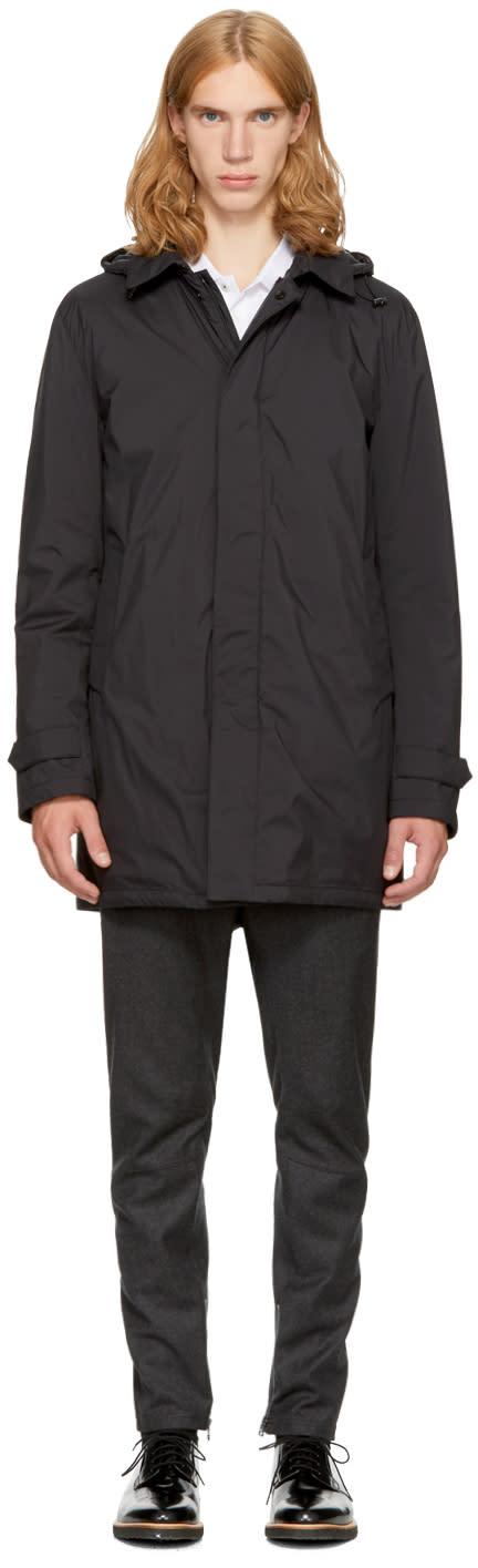 Moncler Black Down Noe Jacket