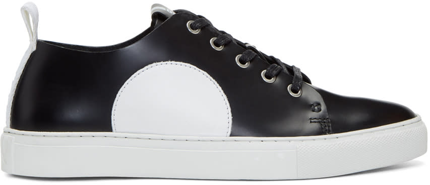 Mcq Alexander Mcqueen Baskets Noires Chris