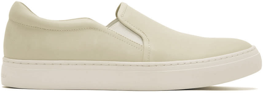 Tiger Of Sweden Off-white Andover Slip-on Sneakers