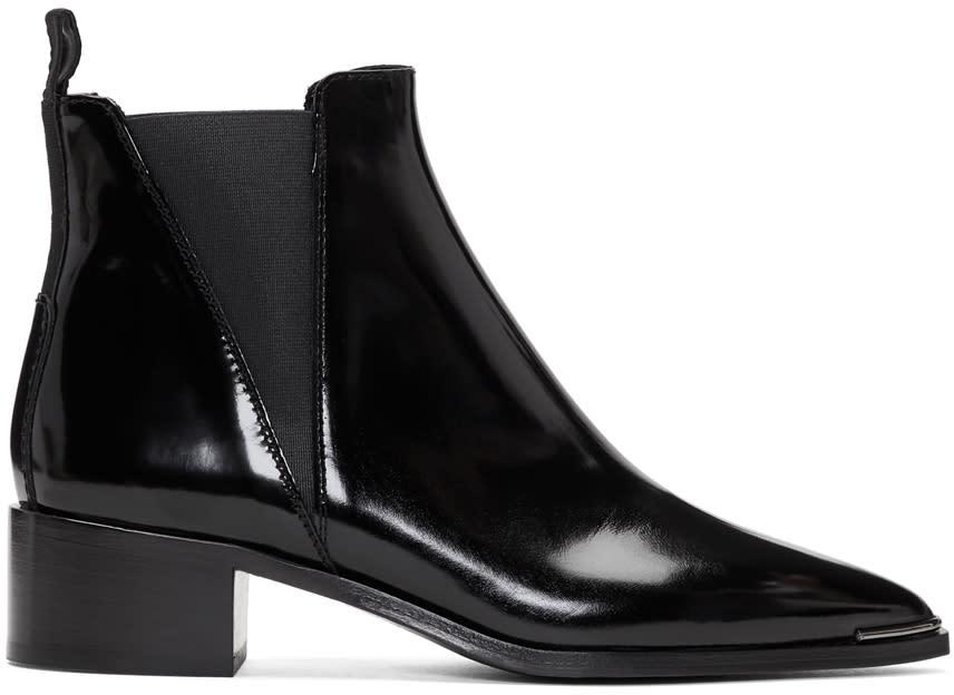 Acne Studios Black Jensen Boots