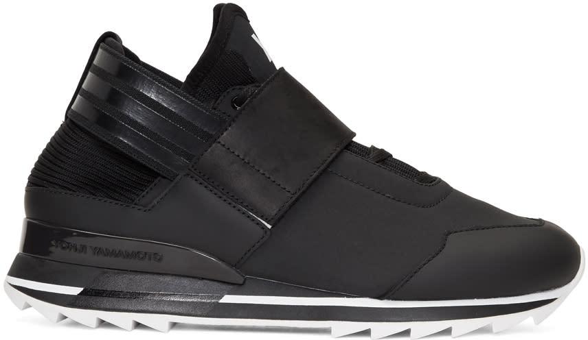 Y-3 Black Atira Sneakers