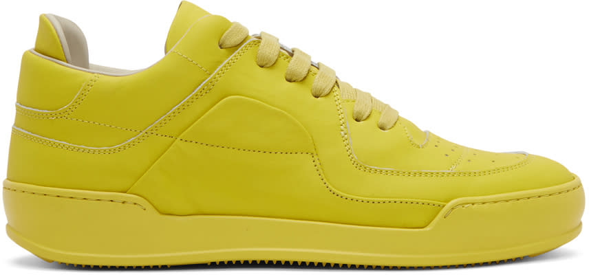 Maison Margiela Yellow 1988 Sneakers