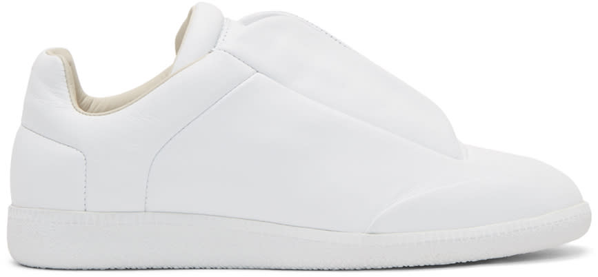 Maison Margiela White Future Low Sneakers