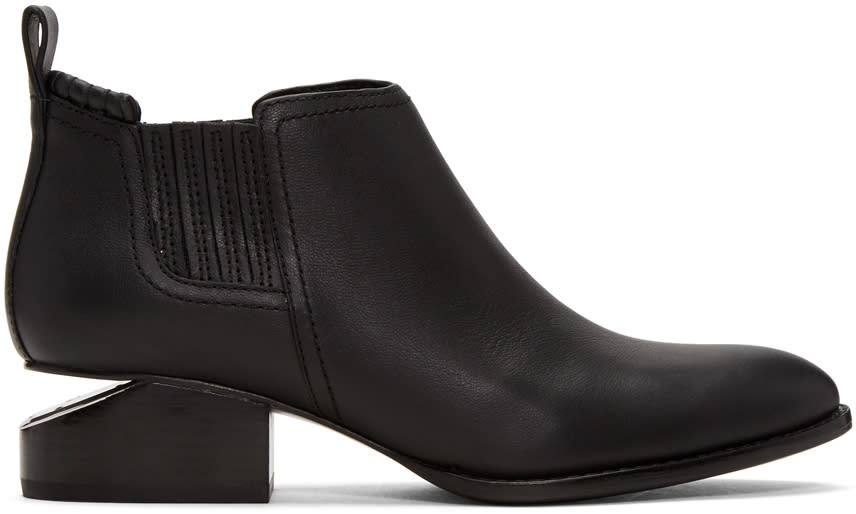 Alexander Wang Black Kori Boots