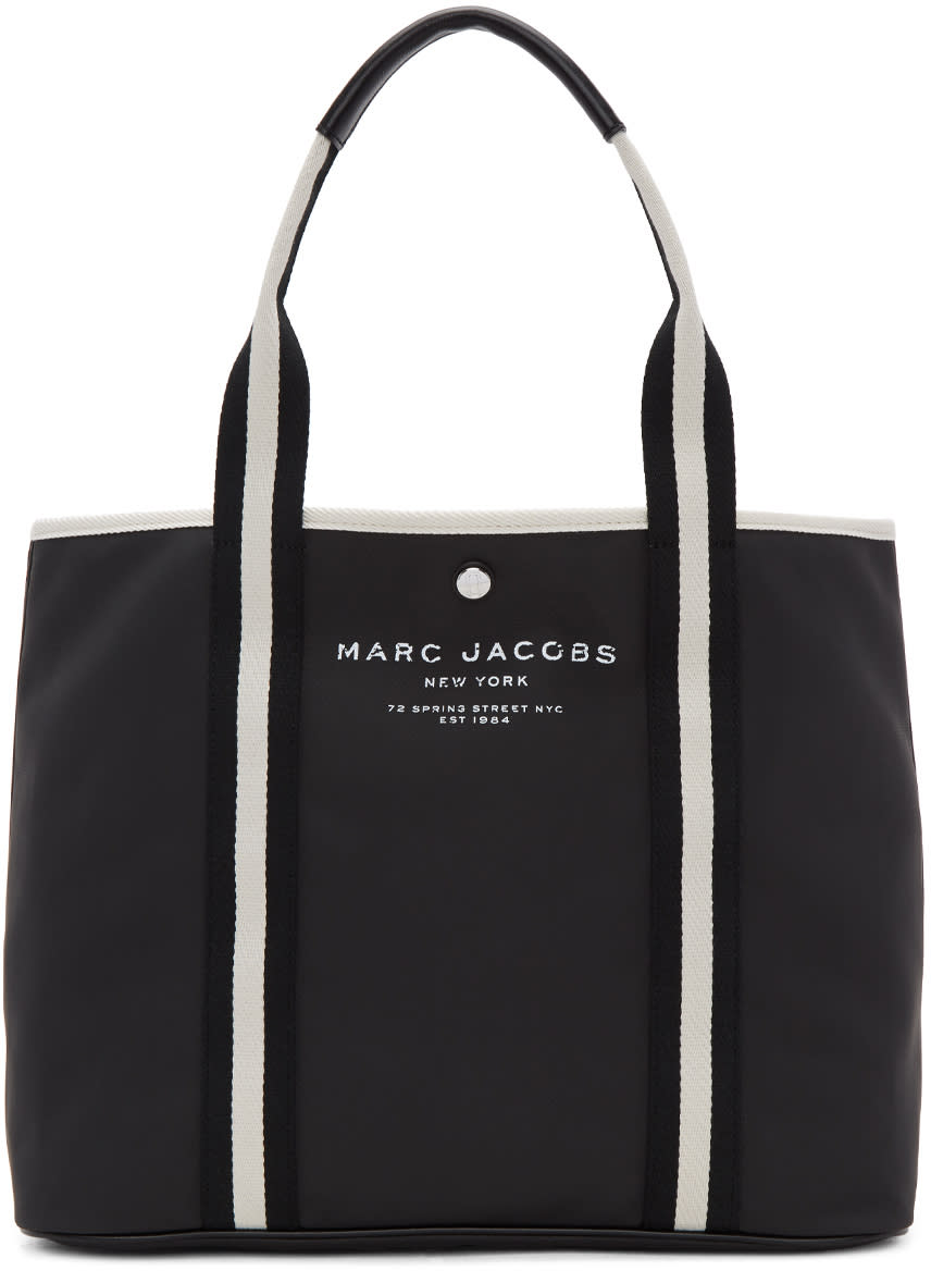 marc jacobs female marc jacobs black eastwest tote