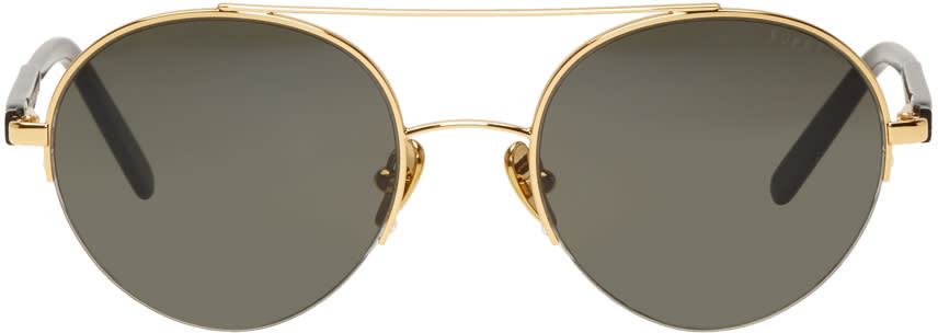 Image of Super Black Cooper Sunglasses