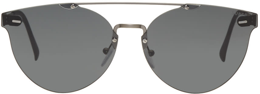 Image of Super Black Tuttolente Giaguaro Sunglasses