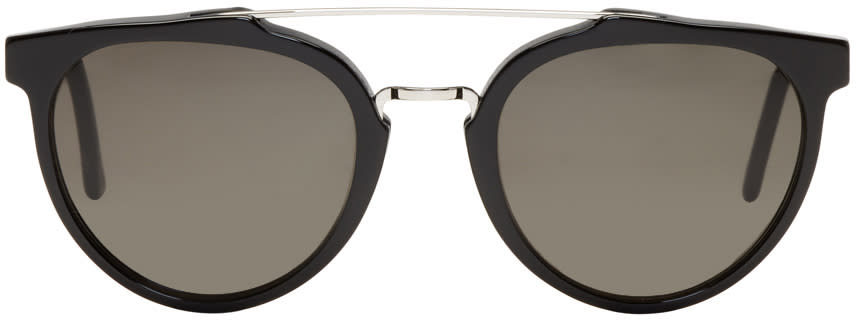 Image of Super Black Giaguaro Sunglasses
