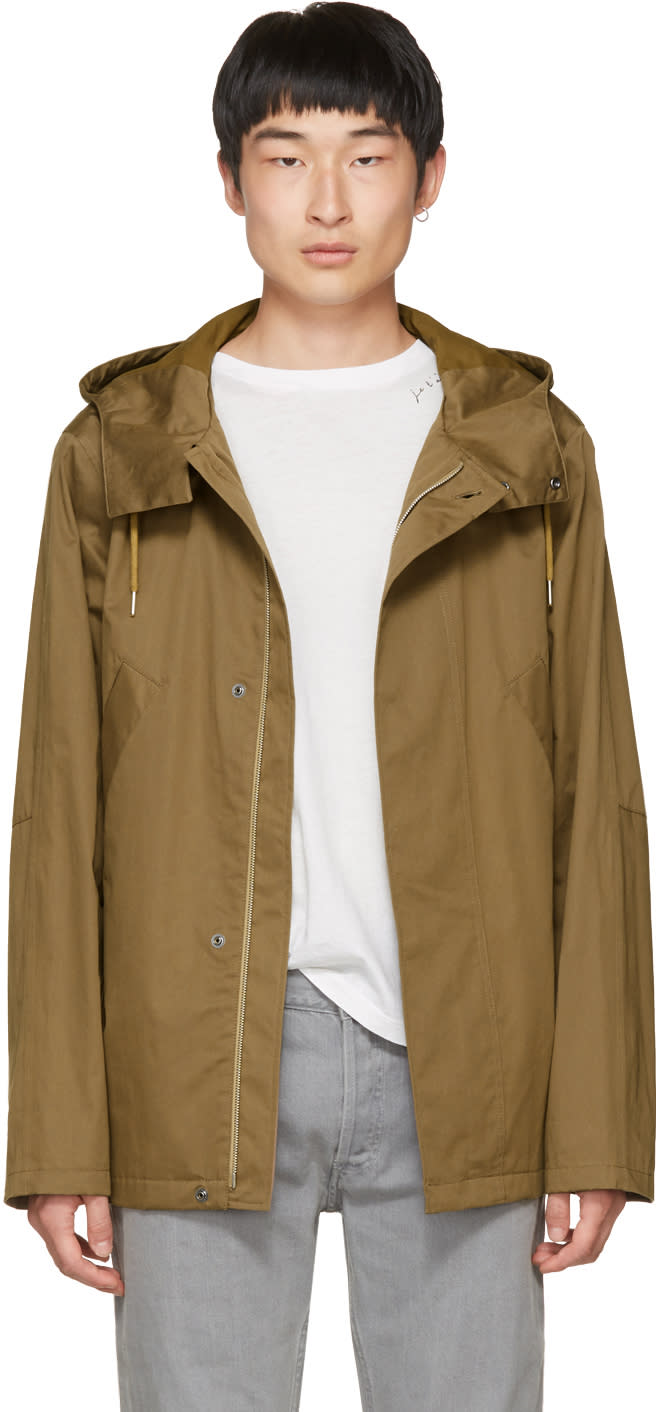 A.p.c. Taupe Cliff Parka