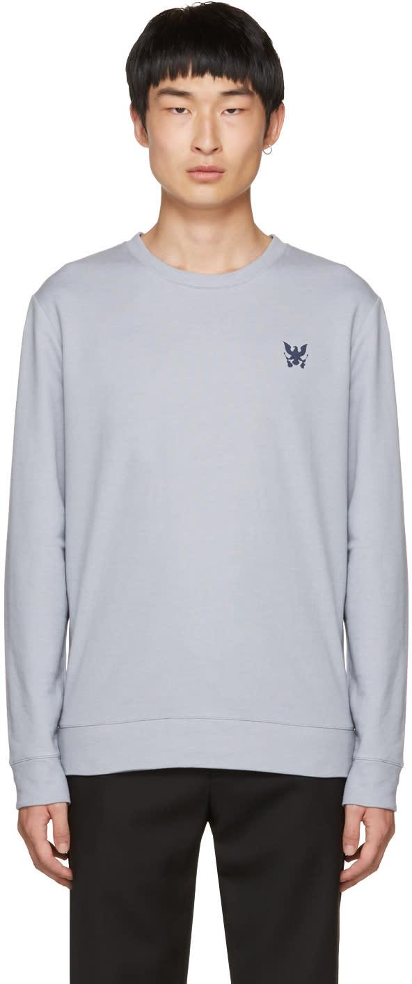 A.p.c. Blue Aigle Sweatshirt