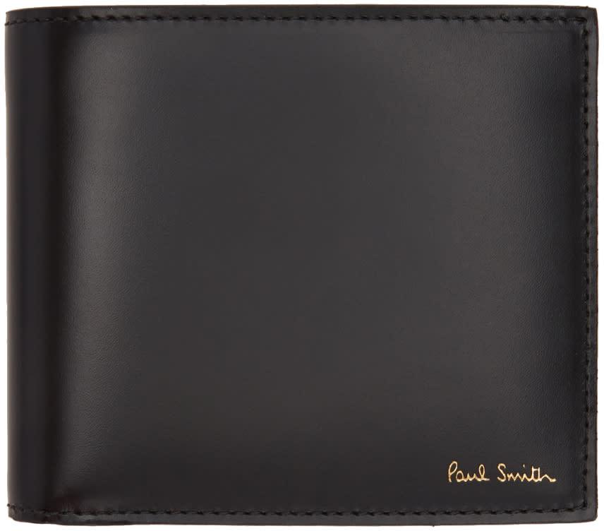 Paul Smith Black Monkey Bifold Wallet