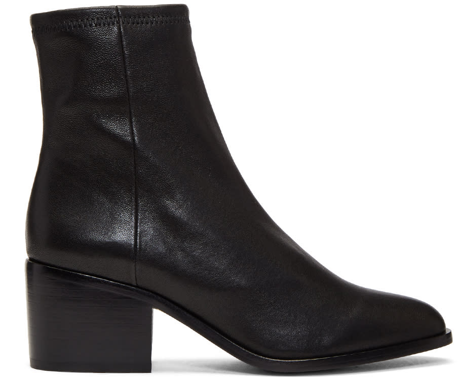 Opening Ceremony Black Livv Boots