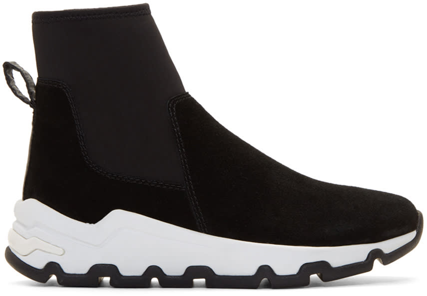 Image of Opening Ceremony Black Anhabbel High-top Sneakers