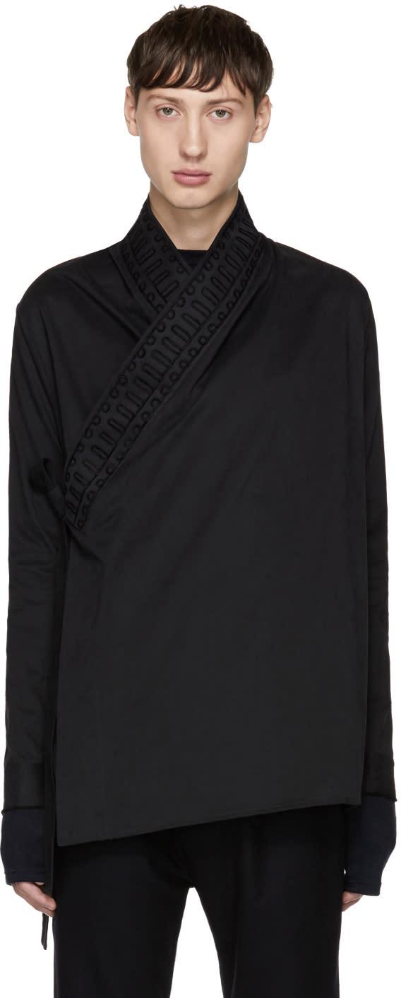 Image of Damir Doma Black Saki Jacket
