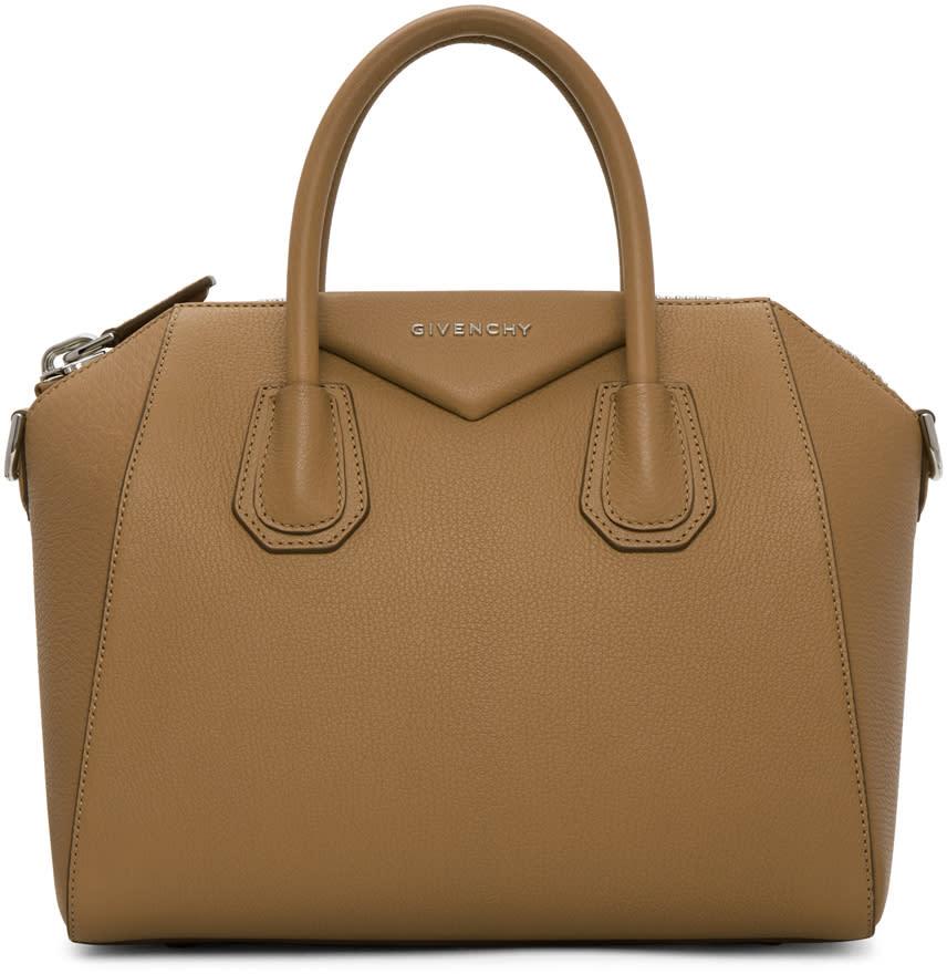 Image of Givenchy Beige Small Antigona Bag