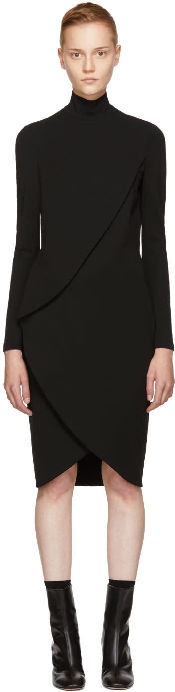 Givenchy Black Layered Dress
