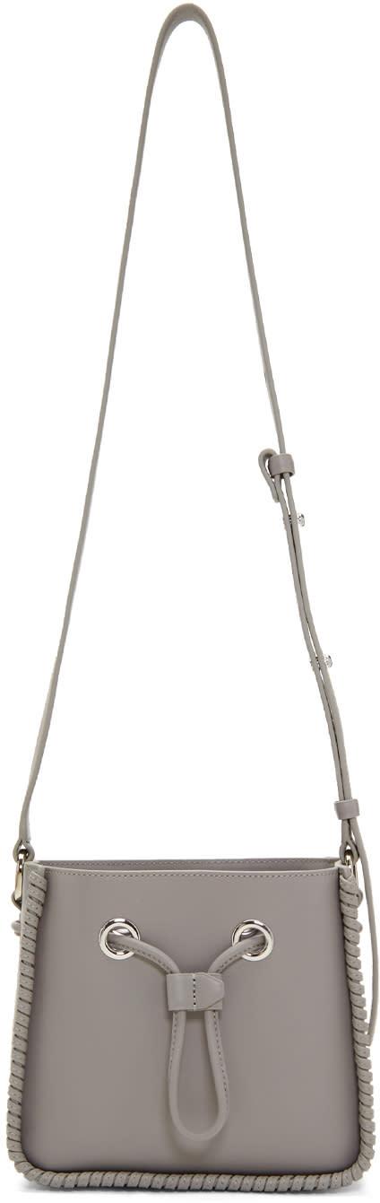 31 phillip lim female 31 phillip lim grey mini soleil bucket bag