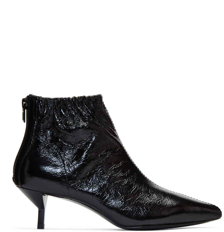 Image of 3.1 Phillip Lim Black Blitz Boots