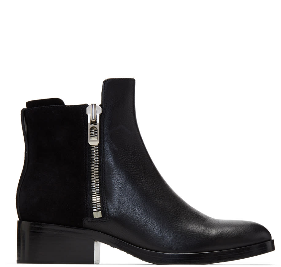 Image of 3.1 Phillip Lim Black Alexa Boots