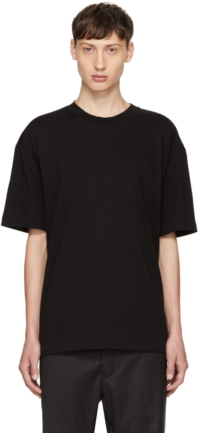 Image of 3.1 Phillip Lim Black Box Cut T-shirt