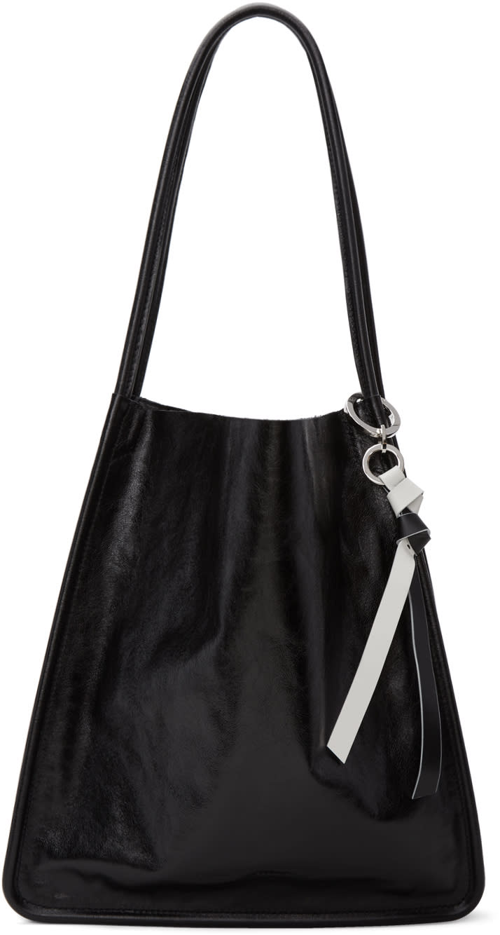 Image of Proenza Schouler Black Extra Large Tote