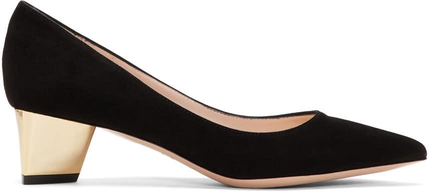 Nicholas Kirkwood Black Prism Heels