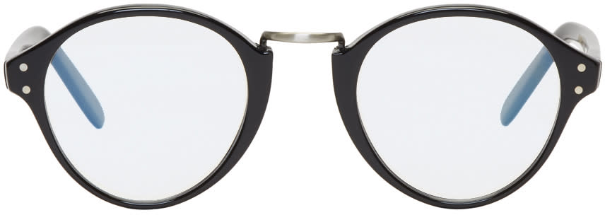 Image of Cutler And Gross Black 1243 Glasses