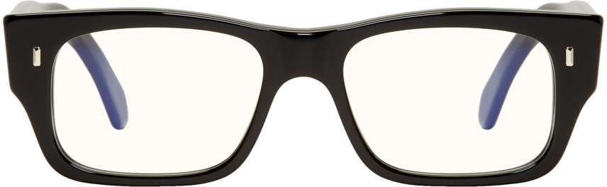 Image of Cutler And Gross Black 1214 Glasses