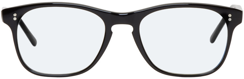 Image of Cutler And Gross Black 1235 Glasses
