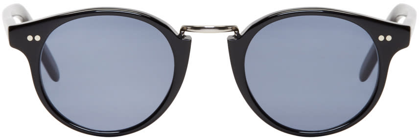 Image of Cutler And Gross Black 1008 Sunglasses