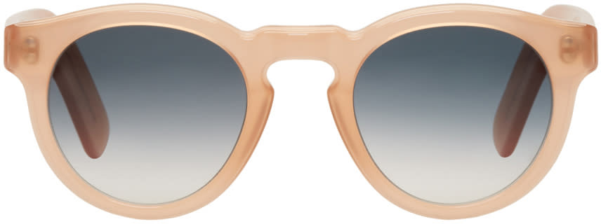 Image of Cutler And Gross Pink 1083 Sunglasses