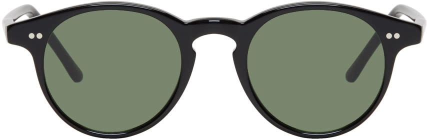 Image of Cutler And Gross Black 0710-s2 Sunglasses