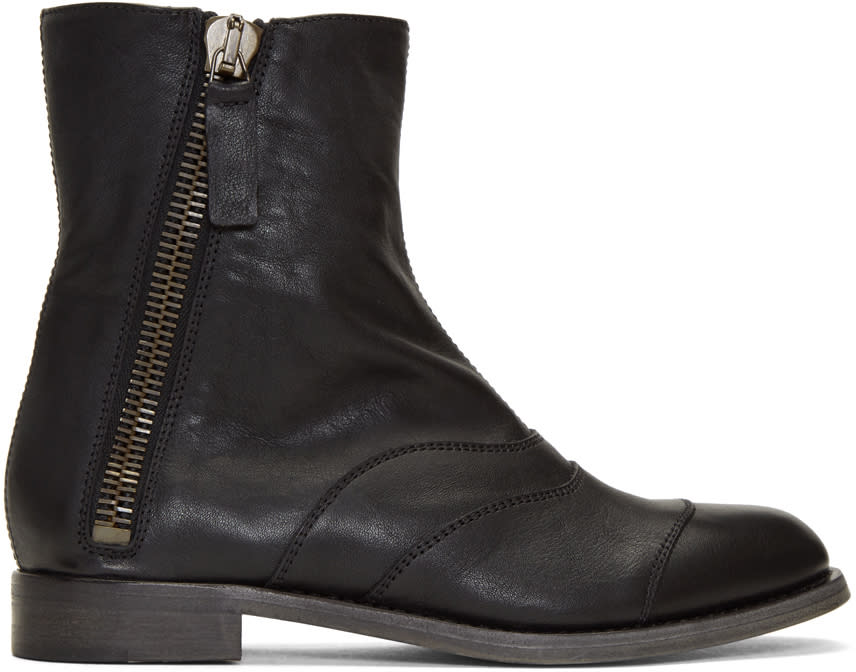 Chloe-Black Lexie Boots