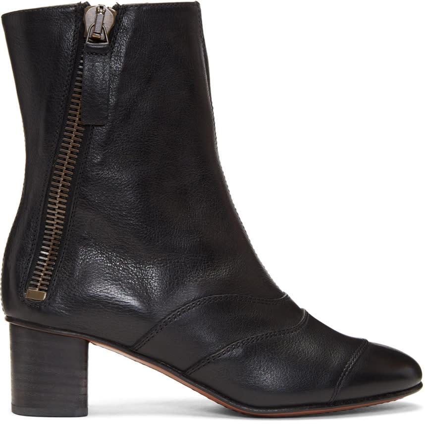 ChloeBlack Lexie Boots