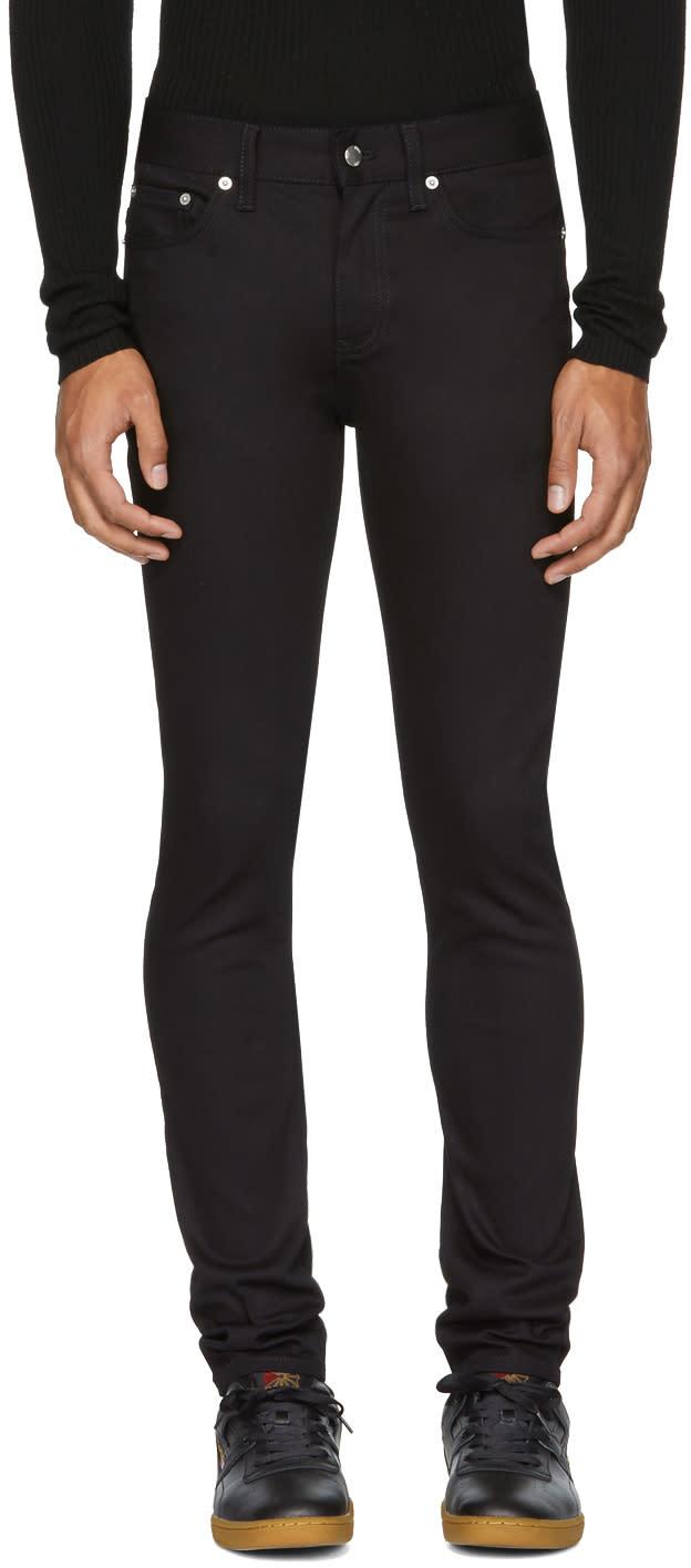Image of Blk Dnm Black Skinny 25 Jeans