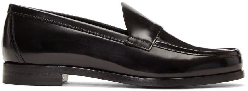 Pierre Hardy Black Hardy Loafers