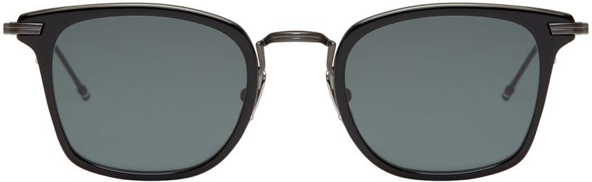 Thom Browne Black Tb 905 Sunglasses