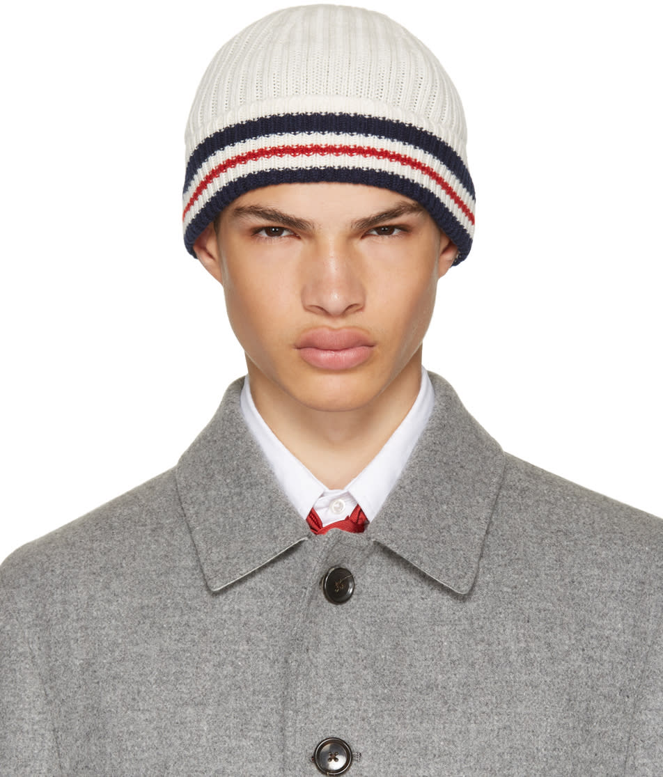 6dbc28b56 Thom Browne Men's Hats and Caps | MenStyle USA