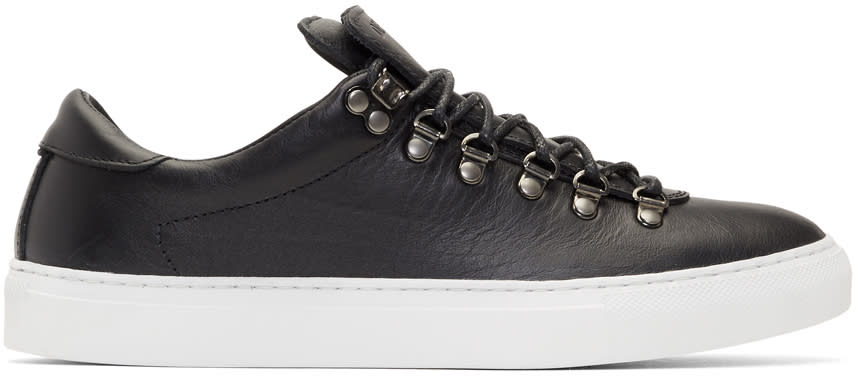 Diemme Black Marostica Low Sneakers