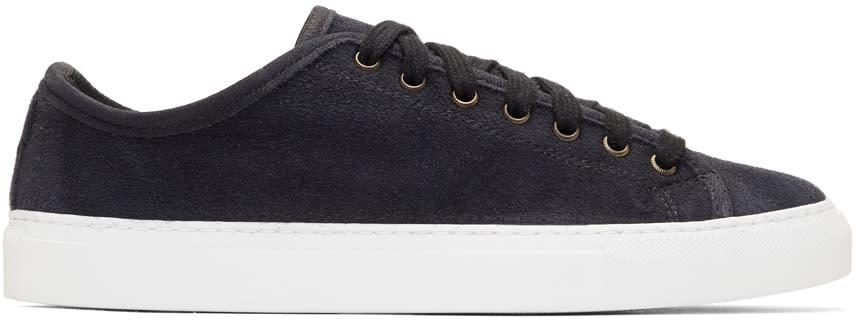 Diemme Navy Suede Veneto Sneakers