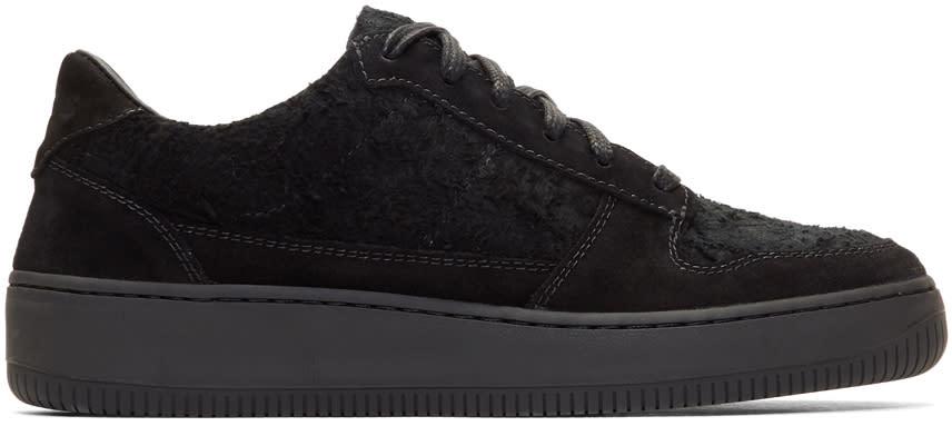 Diemme Black Suede Brenta Sneakers