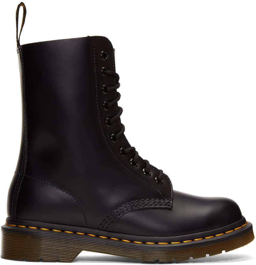Image of Dr. Martens Black 1490 Boots