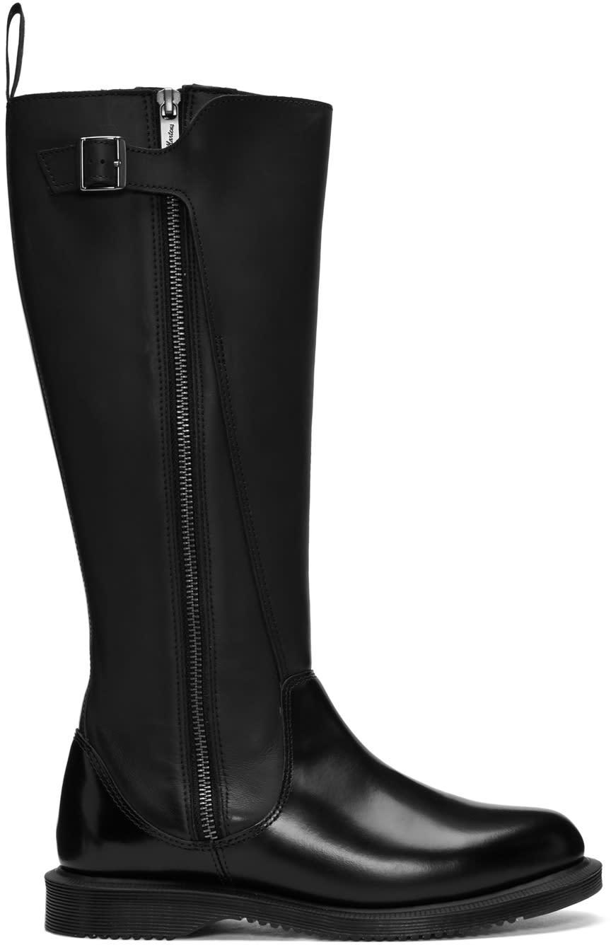 Dr. Martens Black Chianna Boots