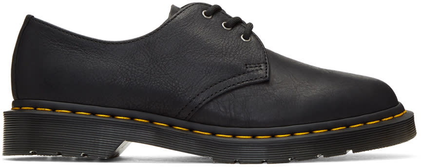 Image of Dr. Martens Black 1461 Derbys