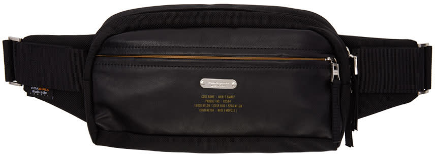Master-piece Co Black Spec Pouch