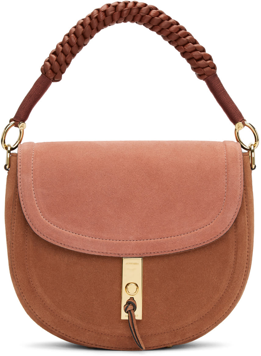 Image of Altuzarra Pink Medium Ghianda Bag