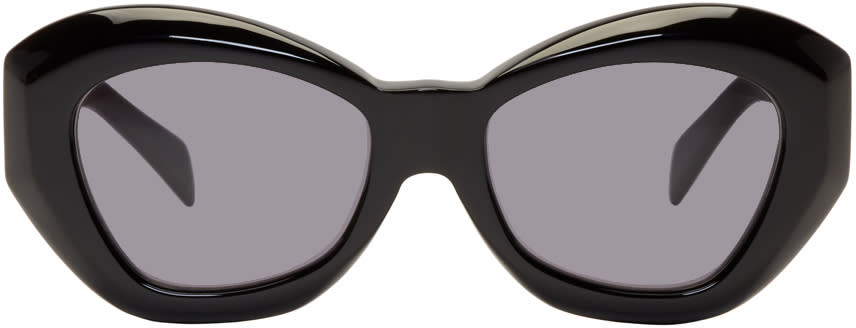 e298478fe4a Undercover Black Oversized Sunglasses