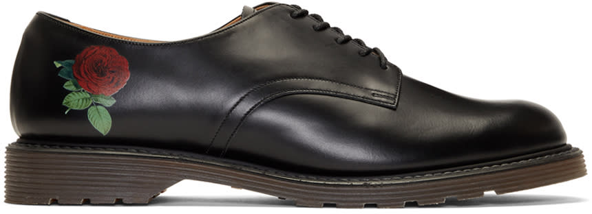 Image of Undercover Black Foot The Coacher Edition Rose Derbys