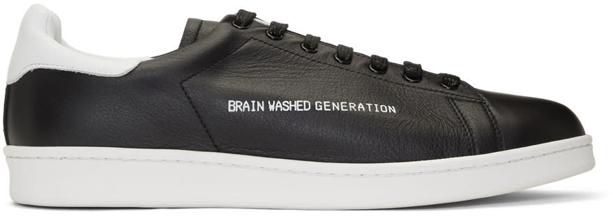 Undercover Black brain Washed Generation Sneakers